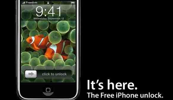 iPhone débarré gratuitement !!!  2 techniques gratuites!