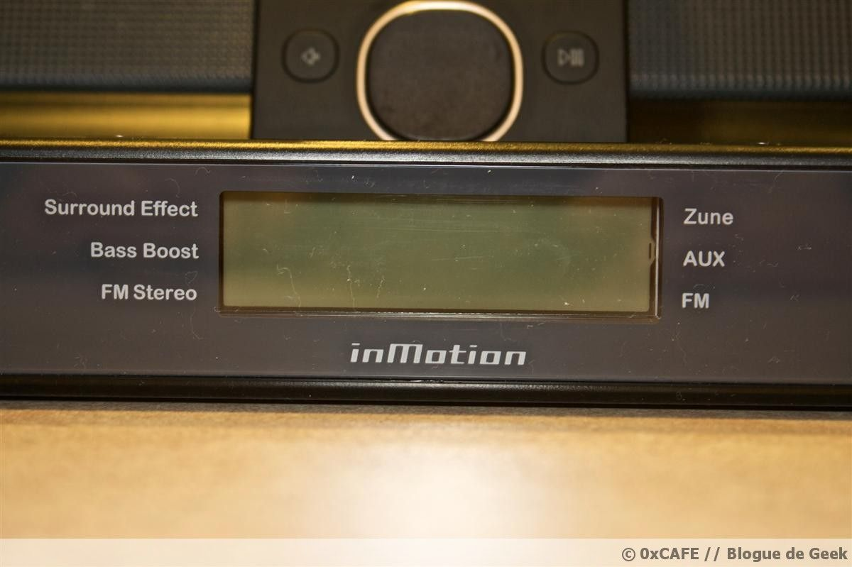 altec lansing inmotion im414 72 - [Évaluation] Haut-parleurs Altec Lansing inMotion iM414
