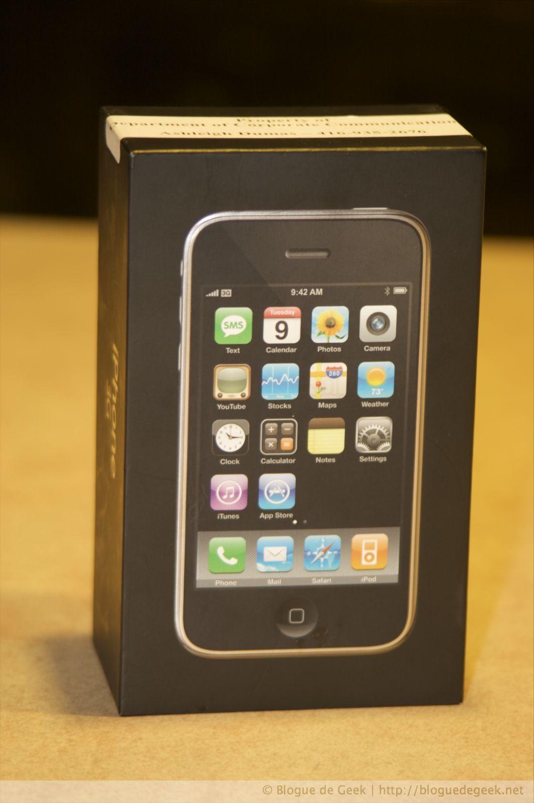 img 25862 - iPhone 3G avec Rogers au Canada [Évaluation]