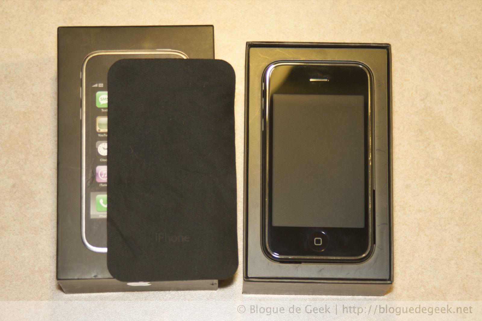 img 25892 - iPhone 3G avec Rogers au Canada [Évaluation]