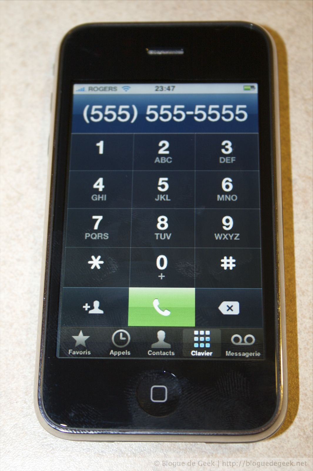 img 263212 - iPhone 3G avec Rogers au Canada [Évaluation]