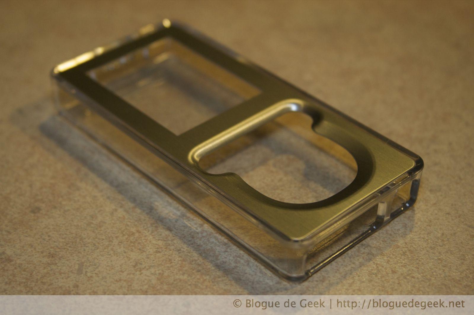 img 26362 - Belkin Remix Metal, étui en acrylique pour le Zune 4/8Go [Évaluation]