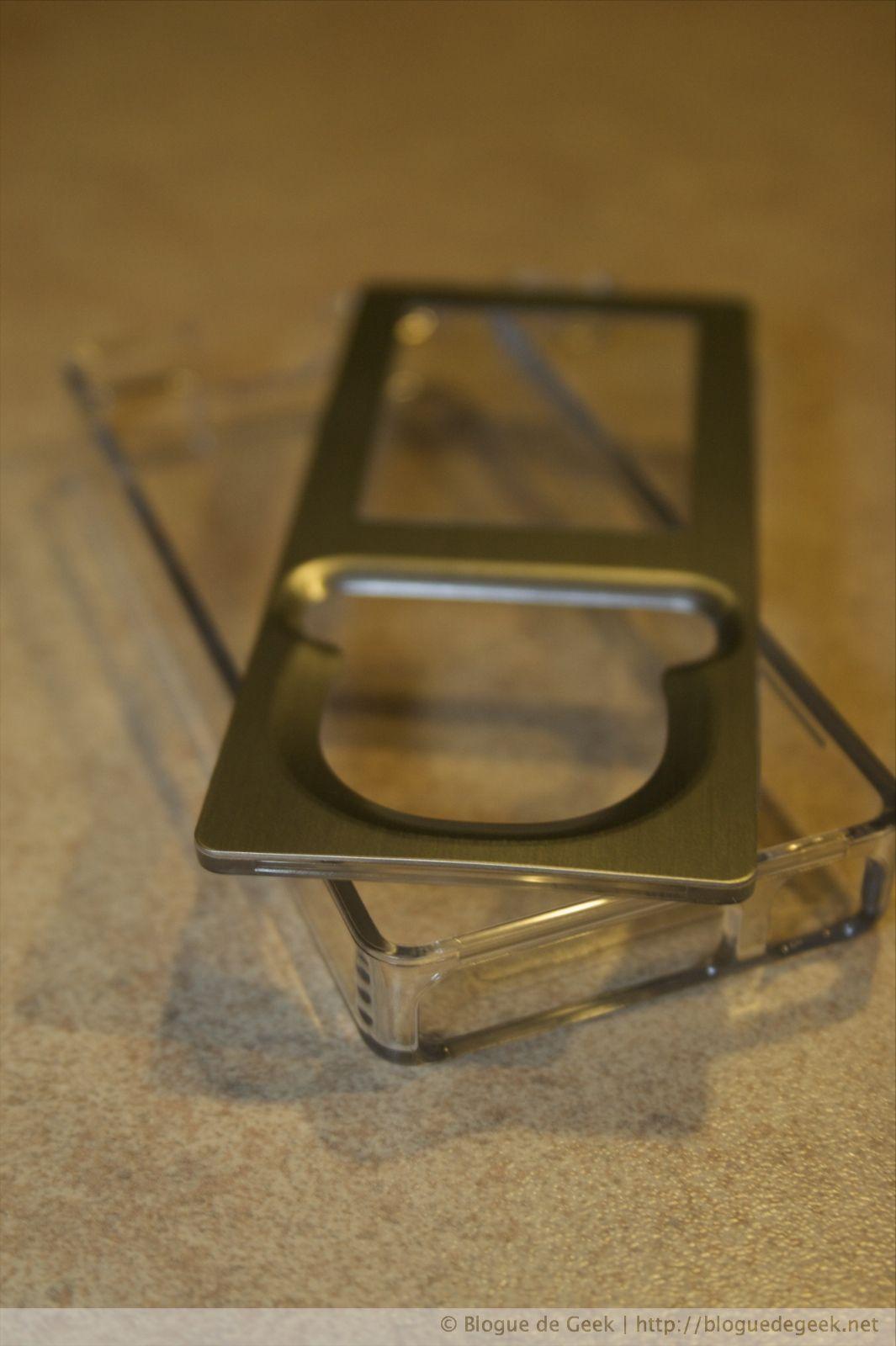 img 26382 - Belkin Remix Metal, étui en acrylique pour le Zune 4/8Go [Évaluation]