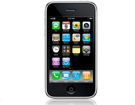 iphone 3g front12 - iPhone 3G avec Rogers au Canada [Évaluation]
