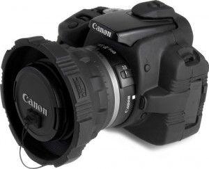 camera armor canon rebel xti 400d 300x243 - Camera Armor, protection moulée pour le Canon Digital Rebel XTi [Évaluation]