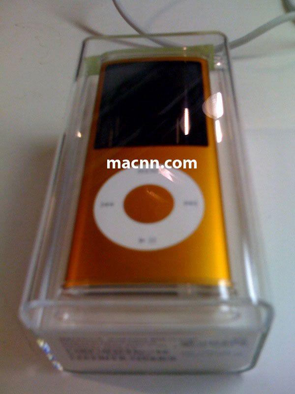 ipod nano 4g avec boite2 - iPod Nano 4G :: Photo d'espion