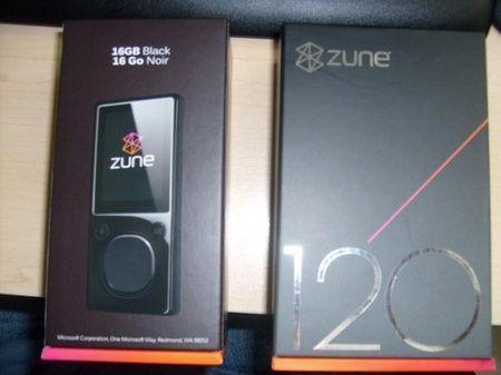 zune 120go 16go rumeur2 - Le Zune 3e génération est à nos portes?