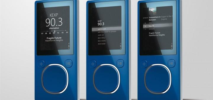 Zune 3G et logiciel Zune 3.0 :: Détails officiels de Microsoft