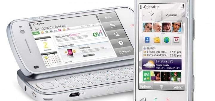 Nokia N97, un aperçu