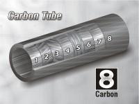 giottos carbon tube 200x150 - Trépied Giottos MT-8361 & rotule MH-1300 [Test]