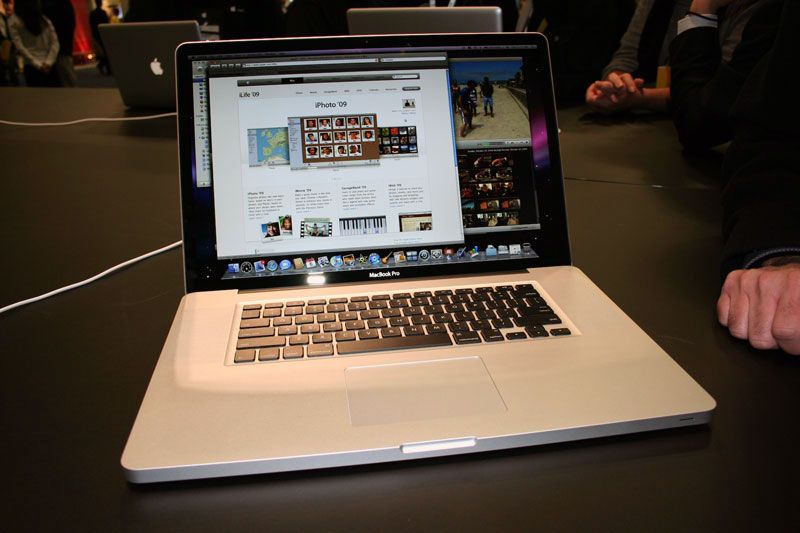 le nouveau macbook pro janvier