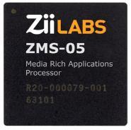 zii labs zms 052 - Creative Zii, un nouveau micro-processeur rapide et vert