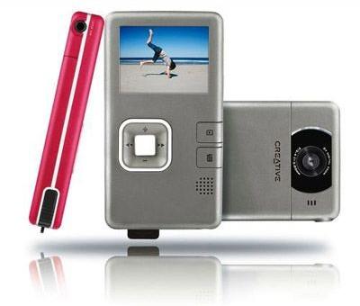 Creative Vado :: Caméra de poche [Test]
