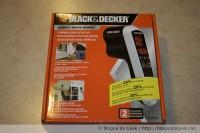Détecteur de fuites caloriques de Black & Decker