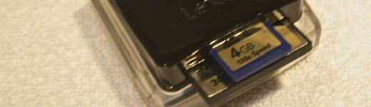 lexar dual reader 520x150 - Lecteur de cartes Dual-Slot de Lexar [Test]