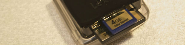 Lecteur de cartes Dual-Slot de Lexar [Test]