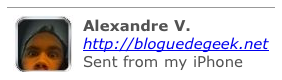 signature alex iphone22 - Signature HTML et CSS sur votre iPhone [Tutorial]