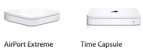 apple airport extreme time capsule3 - AirPort Extreme et Time Capsule :: Double-bande, réseau-invité et accès web!