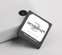 Acekard 2i sur DSi
