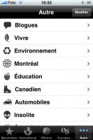 iphone cybrepresse 42 133x200 - Cyberpresse sur votre iPhone