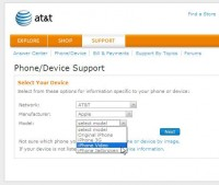 at t support iphone video alexandre 2 200x169 - iPhone Video aperçu chez AT&T? Woh, attendez une minute!