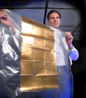 Nouveaux panneaux solaire à 80% d'efficacité!