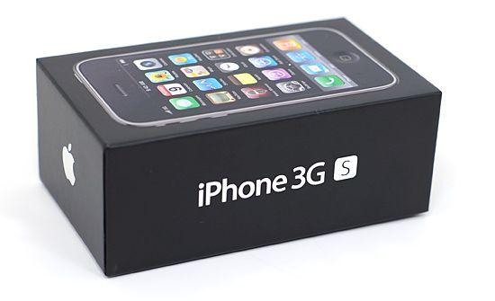 Tout sur l'iPhone 3GS [Bonne lecture!]
