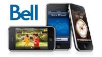 iPhone Chez Bell Mobilité