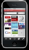opera mini 5 iphone 115x200 - Opera Mini 5 pour iPhone, soumis au App Store