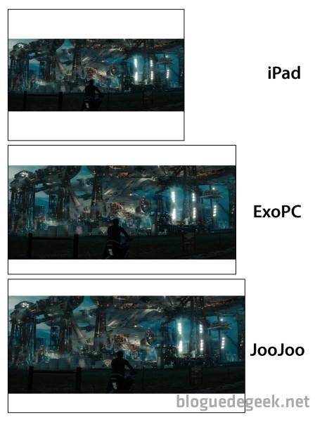 Comparaison iPad ExoPC JooJoo 448x600 - L'ExoPC Slate, un second regard