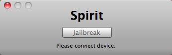 spirit ipad 1 - Comment jailbreaker son iPad avec Spirit [Tutoriel]