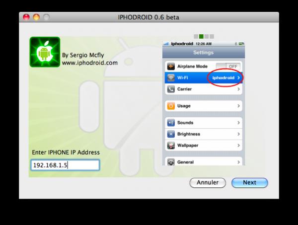 Capture d'écran 2010 06 11 à 08.11.27 600x453 - Comment installer Android sur votre iPhone [Tutoriel]
