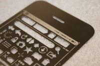IMG 6522 200x133 - Kit de pochoir UI Stencils pour iPhone [Test]
