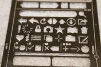 IMG 6524 200x133 - Kit de pochoir UI Stencils pour iPhone [Test]