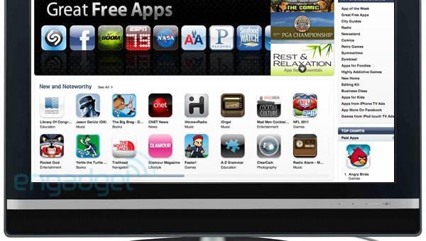 L'Apple TV, le 720p et le Full HD