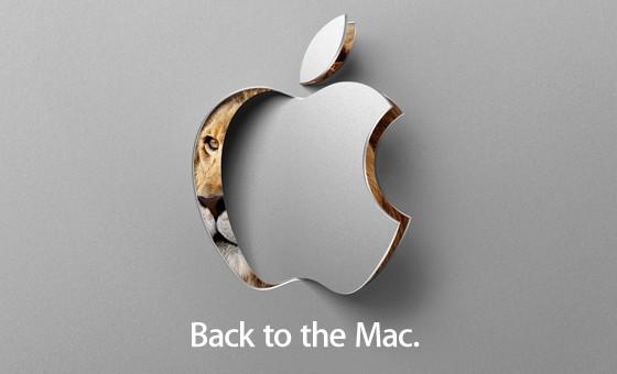 Back to the Mac, résumé de la conférence