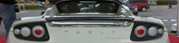 tesla roadster - Tesla Roadster Sport 2.5, essai routier au Québec