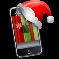 christmas iphone 200x200 - Le guide des téléphones intelligents Noël 2010