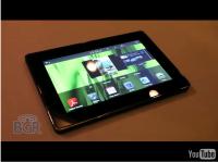 playbook 200x149 - La BlackBerry Playbook en démo chez BGR!