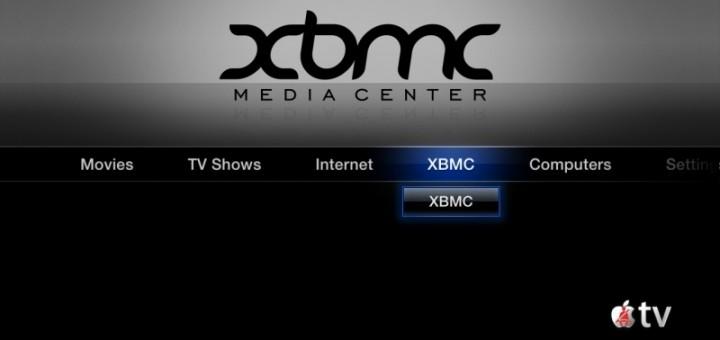Installer XBMC sur votre Apple TV jailbreaké [Tutoriel]