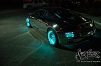 wcc tron night 006 200x132 - Une Audi R8 à la TRON:Legacy!