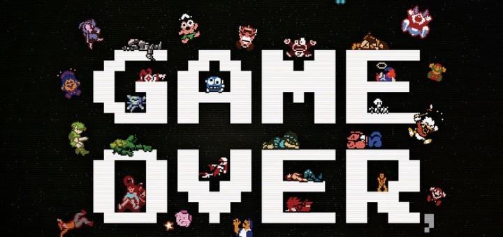 Game Over Loser! [8-bit]