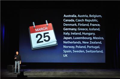 07c7771b 79d6 4b54 8c0f 85a3941166ea 400 - Lancement de l'iPad 2 en direct, ici même!