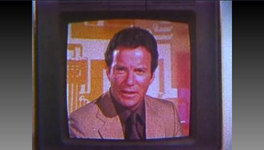 William Shatner nous explique ce qu'est un transistor (1976)