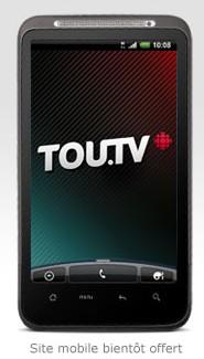 TOU.TV sur Android pour quand? La réponse…