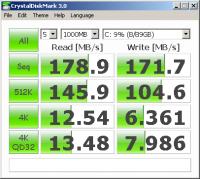 Kingston SSDNow V+ 100 96Go CrystalDiskMark 200x179 - Kingston SSDNow V+ 100 96Go [Test]