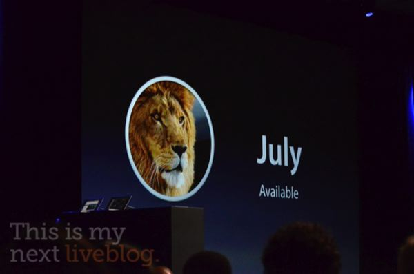 a1034e69 414b 41f5 a0e4 ec6fa8243459 - Conférence WWDC 2011 [Liveblog]