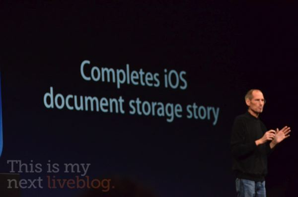 e0fdee16 38aa 4584 bcca 1d0585f8d52a - Conférence WWDC 2011 [Liveblog]
