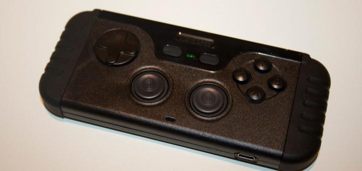 iControlPad, une manette pour iPhone et iPad! [Test]