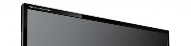 Téléviseur Sharp Quattron LED 3D LC-40LE835U 40″ [Test]
